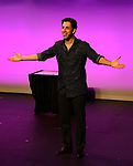 Vitaly Beckman during the Off-Broadway Opening Night Curtain Call for 'Vitaly: An Evening of Wonders' at the Westside Theatre on June 20, 2018 in New York City.