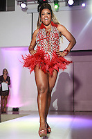 SÃO PAULO, SP, 10.11.2015 - Daiana Nogueira  representante de Sergipe durante a quinta edição do concurso Miss Bumbum no bairro de Perdizes na região oeste da cidade de São Paulo na noite de ontem segunda-feira, 09. (Foto: William Volcov/Brazil Photo Press)