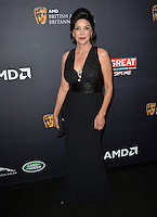 BEVERLY HILLS, CA. October 28, 2016: Shohreh Aghdashloo at the 2016 AMD British Academy Britannia Awards at the Beverly Hilton Hotel.<br /> Picture: Paul Smith/Featureflash/SilverHub 0208 004 5359/ 07711 972644 Editors@silverhubmedia.com