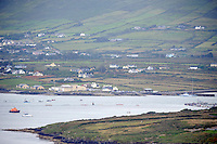 The annual seine boat race at Valentia Harbour 2014.<br /> Picture by Don MacMonagle