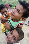 Comunidade de Jerusalém, município de Rubim na região do baixo Jequitinhonha, Norte de Minas Gerais. Nessa região é possível encontrar três tipos de biomas: caatinga, cerrado e mata atlântica. A ASA Brasil, Articulação no Semiárido Brasileiro, tem implementado em diversas comunidades no Norte de Minas o Programa Uma Terra e Duas Águas (P1+2) e o Programa Um Milhão de Cisternas (P1MC) que tem como objetivo viabilizar a captação e armazenamento de água de chuva nessas comunidades para consumo humano, criação de animais e produção de alimentos. Entre os parceiros para implementação dos projetos tem destaque na região a Cáritas Diocesana de Almenara. .Jonatas Lucas Oliveira, Aguinaldo Júnior Gomes Martins  e Raí Gomes Ribeiro..