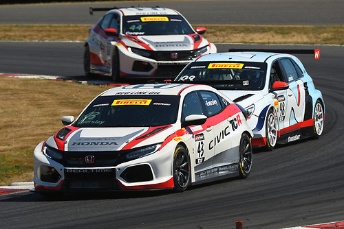 RealTime Racing Honda Civic Type-R TCR: Ryan Eversley