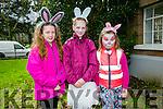 Tir na Nog Easter Festival - Under 12 Kids Fancy Dress Fun Run in Tralee Town Park were l-r  Dawn Mclarnon, Satra Peterniece, Nicloe Hartman.