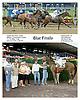 Blue Finally winning at Delaware Park on 7/28/09