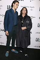 LOS ANGELES - OCT 3:  Lukas Hoffmann, Maja Hoffmann at the L.A. Dance Project Annual Gala at the Hauser & Wirth on October 3, 2019 in Los Angeles, CA
