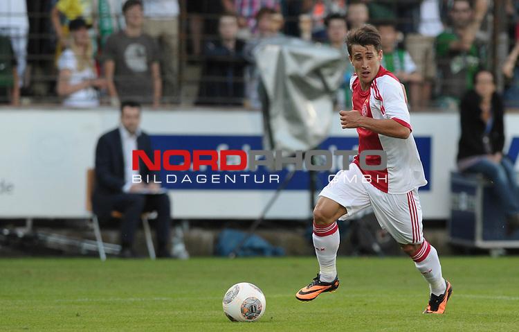 19.07.2013, MEP-Arena, Meppen, GER, 1.FBL, FSP, Werder Bremen vs Ajax Amsterdam, im Bild Bojan (Amsterdam #7)<br /> <br /> Foto &copy; nph / Frisch