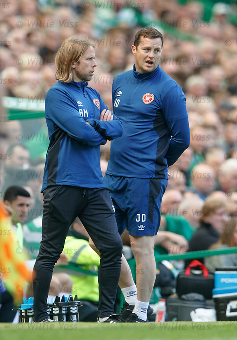 Austin McPhee and Jon Daly