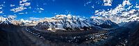 Baltoro Glacier, Karakoram range, Pakistan