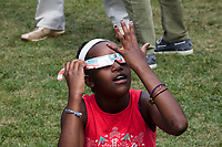 Solar Eclipse Viewing - MIT - Cambridge, MA - 21 Aug 2017