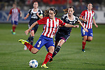 Atletico de Madrid´s Rocio during UEFA Women´s Champions League soccer match between Atletico de Madrid and Olympique Lyonnais, in Madrid, Spain. November 11, 2015. (ALTERPHOTOS/Victor Blanco)