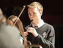 The Falkirk Music Pot, Falkirk Town Hall : Youth Trad Band : New Found Sound.