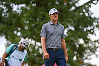 Jordan Spieth (USA) heads down 6 during Rd3 of the 2019 BMW Championship, Medinah Golf Club, Chicago, Illinois, USA. 8/17/2019.<br /> Picture Ken Murray / Golffile.ie<br /> <br /> All photo usage must carry mandatory copyright credit (© Golffile   Ken Murray)