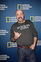 PASADENA - JAN 3: Dave Marciano of the show 'Wicked Tuna' at the National Geographic Channels TCA party on January 3, 2013 at the Langham Hotel in Pasadena, California