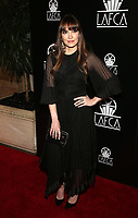 11 January 2020 - Century City, California - Lorene Scafaria. 2020 Los Angeles Critics Association (LAFCA) Awards Ceremony held at the InterContinental Los Angeles Century City. Photo Credit: FS/AdMedia