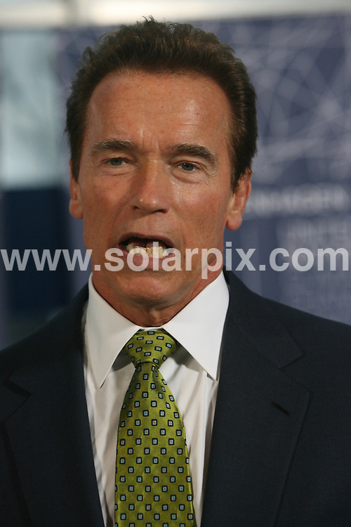 **ALL ROUND PICTURES FROM SOLARPIX.COM**.**SYNDICATION RIGHTS FOR UK AND SPAIN ONLY**.Arnold Schwarzenegger in Copenhagen, Denmark. 15 December 2009..This pic: Arnold Schwarzenegger..JOB REF: 10402 CPR Hildebrandt  DATE: 15_12_2009.**MUST CREDIT SOLARPIX.COM OR DOUBLE FEE WILL BE CHARGED**.**MUST NOTIFY SOLARPIX OF ONLINE USAGE**.**CALL US ON: +34 952 811 768 or LOW RATE FROM UK 0844 617 7637**