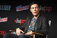 Burn Gorman beim Panel zu 'Pacific Rim: Uprising / Pacific Rim 2' auf der New York Comic Con 2017 im Javits Center. New York, 06.10.2017