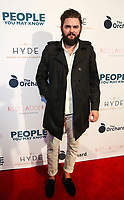 LOS ANGELES, CA - NOVEMBER 13: Nick Thune at People You May Know at The Pacific Theatre at The Grove in Los Angeles, California on November 13, 2017. Credit: Robin Lori/MediaPunch
