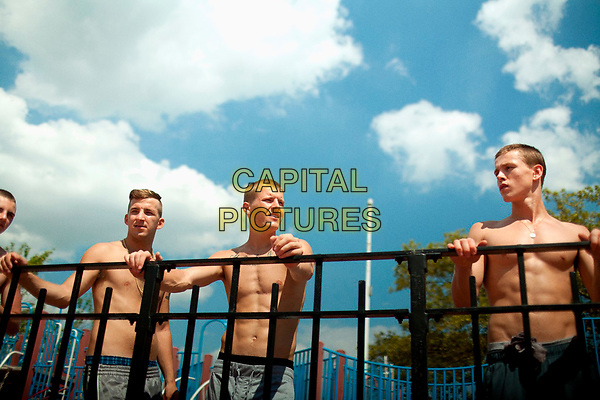 Beach Rats (2017)<br /> HARRIS DICKINSON <br /> *Filmstill - Editorial Use Only*<br /> CAP/FB<br /> Image supplied by Capital Pictures