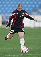 MAR 13, 2006: Faro, Portugal: Petra Wimbersky