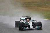 6th October 2017, Suzuka Circuit, Suzuka, Japan; Japanese Formula One Grand Prix, Friday Free Practice; Lewis Hamilton - Mercedes AMG Petronas F1 Team