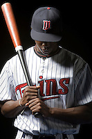 BASEBALL - MLB - TOULOUSE (FRANCE) - 30/04/2008 - PHOTO: CHRISTOPHE ELISE.FREDERIC HANVI (MINNESOTA TWINS)