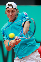 Jan-Lennard Struff, Germany, during Madrid Open Tennis 2018 match. May 9, 2018.(ALTERPHOTOS/Acero) /NortePhoto NORTEPHOTOMEXICO