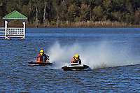 1-S and Boat X   (outboard hydroplane)