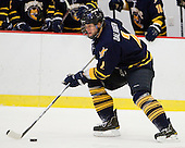 Mike Dalhuisen (Quinnipiac - 2) - The visiting Quinnipiac University Bobcats defeated the Harvard University Crimson 3-1 on Wednesday, December 8, 2010, at Bright Hockey Center in Cambridge, Massachusetts.