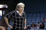 21 November 2015: UNC Sylvia Hatchell. The University of North Carolina Tar Heels hosted the Iona College Gaels at Carmichael Arena in Chapel Hill, North Carolina in a 2015-16 NCAA Division I Women's Basketball game. UNC won the game 64-52.