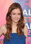 SANTA MONICA, CA. - August 02: Hayley McFarland arrives at the FOX 2010 Summer TCA All-Star Party at Pacific Park - Santa Monica Pier on August 2, 2010 in Santa Monica, California.