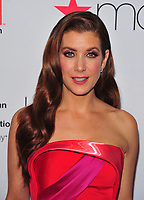 NEW YORK, NY - February 8: Kate Walsh attends the Red Dress / Go Red For Women Fashion Show at Hammerstein Ballroom on February 8, 2018 in New York City Credit: John Palmer / Media Punch