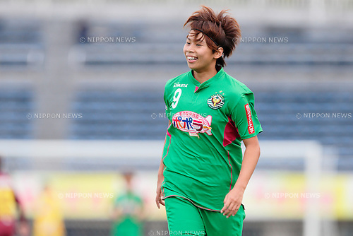 Mina Tanaka (Beleza), <br /> OCTOBER 31, 2015 - Football / Soccer : <br /> Plenus Nadeshiko League 2015 <br /> between NTV Beleza 2-0 Jef Chiba Ladies <br /> at Komazawa Olympic Park Stadium, Tokyo, Japan. <br /> (Photo by AFLO SPORT)