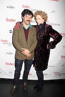 "Robert ""Meatball"" Lorie, Lisa Banes<br /> TINDER ARTS & CINEMA CENTRE hosts the cast party for THE STRONGEST MAN, Vinto, Park City, UT 01-25-15<br /> David Edwards/DailyCeleb.com 818-915-4440"