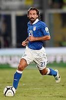Andrea Pirlo Italia <br /> Palermo 06-09-2013 Stadio La Favorita  - qualificazione mondiale Brasile 2014 / Italia-Bulgaria / foto Daniele Buffa/Image Sport/Insidefoto
