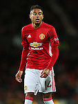 Jesse Lingard of Manchester United during the UEFA Europa League match at Old Trafford Stadium, Manchester. Picture date: September 29th, 2016. Pic Matt McNulty Sportimage