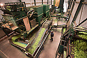 05/09/14 <br /> <br /> The giant Bruff machine dating from 1962, takes up an entire barn and is only used for two weeks each year.<br /> <br /> Thanks to ideal growing conditions over the summer, Britain's hop harvest is set to be a bumper crop.<br /> <br /> Picking stopped early yesterday at Stocks Farm, Worcestershire, as the 'Heath Robinson' style 1962 Bruff hop picking machine was overwhelmed by the volume of hops coming in from the 100 acres of hops the farm grows.<br /> <br /> The golding hops are the first to picked this year from the bines that are strung up on a total of 550 miles of twine that stretch across the farmland near the Malvern Hills. &quot;That's enough to make 46m pints of craft ale&quot; said farmer and hop expert Ali Capper.<br /> <br /> The farm grows a variety of hops supplying national brewers including Fullers, Greene King, St Austell and Marston's, and hundreds of craft breweries and brewers in the UK and USA.<br /> <br /> &quot;We've had perfect growing conditions this year, a lovely warm summer and even rainfall. The whole crop is looking wonderful and the aromas are much better than last year,<br /> <br /> &quot;It should be a bumper crop - but we can't be sure until it's all in&quot;<br /> <br /> &quot;The demand from small brewers is rising each year&quot; added Ali<br /> <br /> &quot;This year we'll be selling 100 gram bags for home brewers too - that's enough to brew at least 20 pints. <br /> <br /> In 2013 almost half of all British hops were exported to to the USA - and this figure is still rising&quot; she said.<br /> <br /> All Rights Reserved - F Stop Press.  www.fstoppress.com. Tel: +44 (0)1335 300098