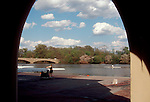 Rowing, Boathouses, Princeton University Boathouse, The C. Bernard Shea Rowing Center, Princeton New Jersey,.