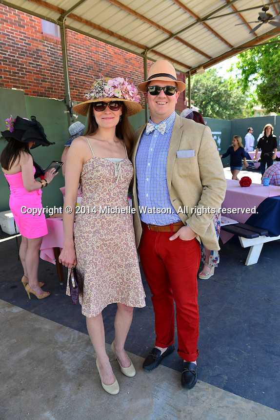Brooklyn Athletic Club hosts Kentucky Derby Watch Party benefiting the Leukemia and Lymphoma Society Man & Woman of the Year campaign