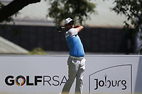 Jaco Van Zyl (RSA) during the 2nd round of the SA Open, Randpark Golf Club, Johannesburg, Gauteng, South Africa. 7/12/18<br /> Picture: Golffile | Tyrone Winfield<br /> <br /> <br /> All photo usage must carry mandatory copyright credit (© Golffile | Tyrone Winfield)