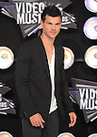 Taylor Lautner at The 2011 MTV Video Music Awards held at Nokia Theatre L.A. Live in Los Angeles, California on August 28,2011                                                                   Copyright 2011  DVS / Hollywood Press Agency