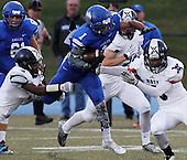 Waterford Mott at Lakeland, Varsity Football, 9/11/15