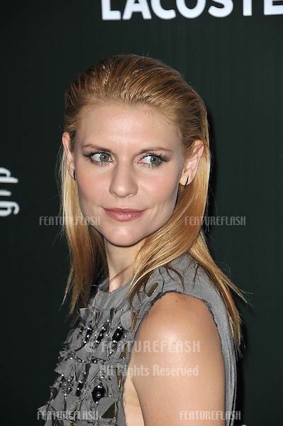 Claire Danes at the 13th Annual Costume Designers Guild Awards at the Beverly Hilton Hotel..February 22, 2011  Beverly Hills, CA.Picture: Paul Smith / Featureflash