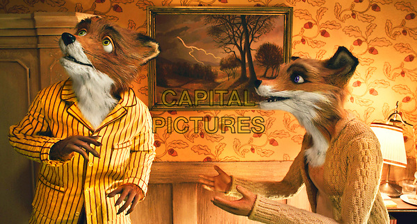 Scene.Fantastic Mr. Fox (2009).*Filmstill - Editorial Use Only*.CAP/FB.Supplied by Capital Pictures.