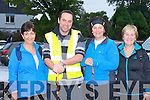 Eileen Coffey Beaufort, John O'Sullivan, Kenmare, Nora Hallissey and Sheila Sheehan Beaufort who participated in the Old Kenmare Road Walk in aid of the MS Society on Sunday
