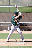 Anthony Aliotti, Oakland Athletics 2010 minor league spring training..Photo by:  Bill Mitchell/Four Seam Images.