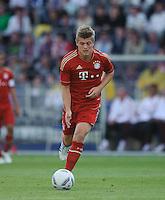 Fussball Bundesliga Saison 2011/2012 Vorbereitung FC Carl Zeiss Jena - FC Bayern Muenchen Toni KROOS (FC Bayern).