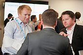 Ciisco Networking Room, Wired Money fintech event, Level39, Canary Wharf.