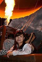 20121222 December 22 Hot Air Balloon Cairns