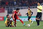 Vietnam vs Malaysia during their AFF Suzuki Cup 2014 Semi-Finals - 2nd leg match at My Dinh National Stadium on 11 December 2014, in Hanoi, Vietnam. Photo by Stringer / Lagardere Sports