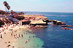 La Jolla Cove is a popular swimming scuba diving and snorkeling cove and beach in La Jolla California, California, West Coast of US, Golden State, 31st State, California, Fine Art Photography by Ron Bennett, Fine Art, Fine Art photography, Art Photography, Copyright RonBennettPhotography.com ©